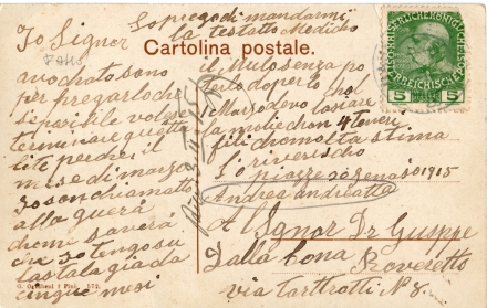 cartolina retro
